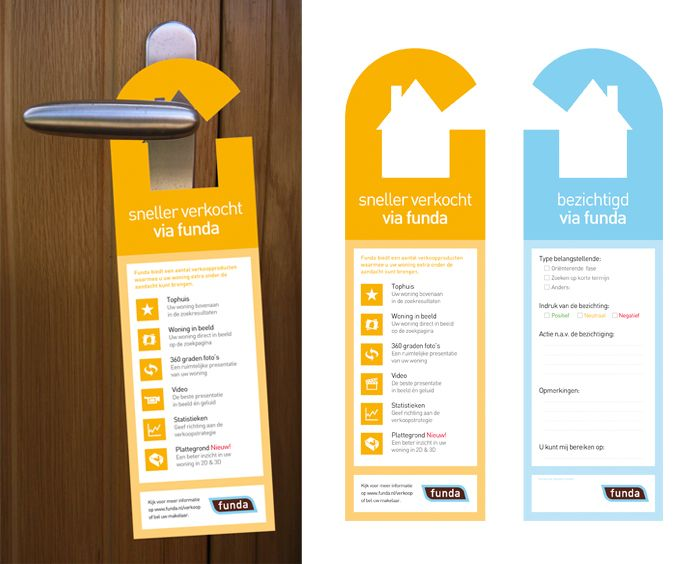 12 Best Real Estate Door Hangers Images On Pinterest | Real Estate