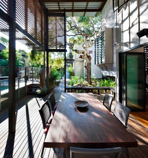 Marcus Beach (Tree) House - Sunshine Coast- Queensland- Bark Design Architects
