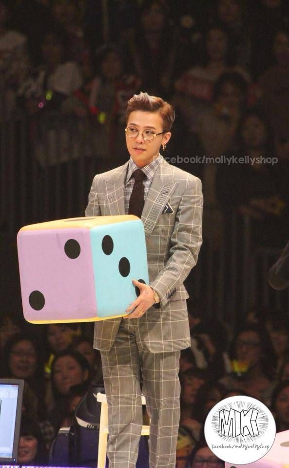G-Dragon | VIP Japan 2014 Fan Meeting in Yokohama