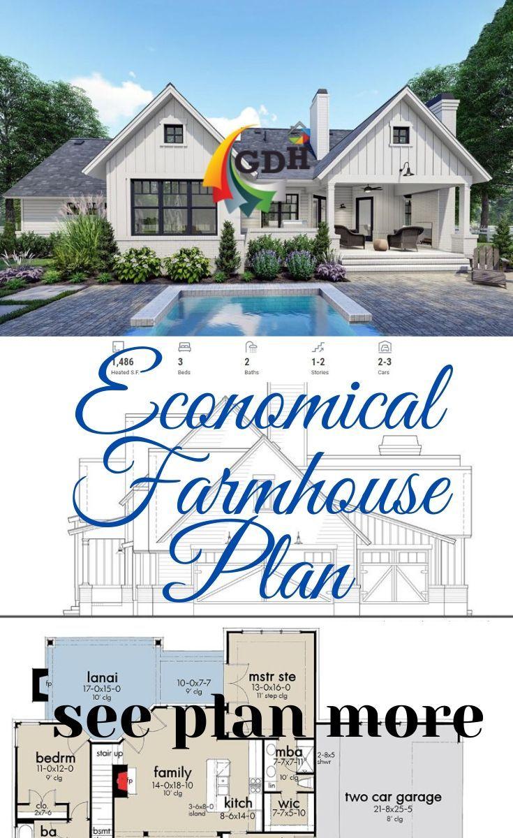 29++ Economical farmhouse plans ideas in 2021