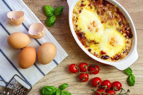 K fitness stravě vajíčka rozhodně patří! Trenérka Janka se s námi podělila o svůj originální recept na jejich přípravu; Z fitka do kuchyně 1