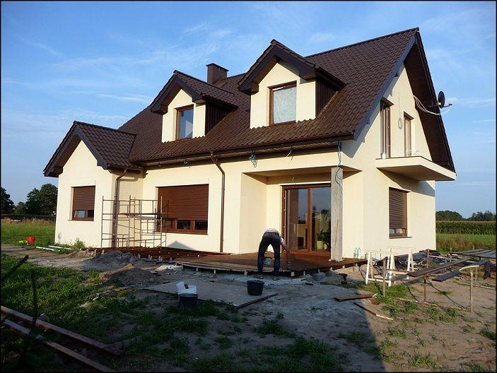 Projekt domu Cukiereczek