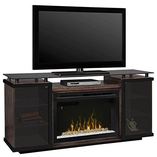 1000 ideas about electric fireplace tv stand on pinterest. Black Bedroom Furniture Sets. Home Design Ideas