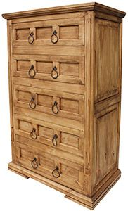 This+piece+of+solid+pine+furniture+has+a+lot+of+storage+space+for+a+very+affordable+price!++Intended+for+use+in+a+bedroom,+but+it+also+works+anywhere+you+need+more+storage.+The+southwestern+design+goes+well+with+many+other+styles+of+furniture,+and+the+handmade+Mexican+construction+is+attractive+and+sturdy.