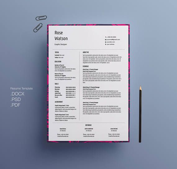 Best Workshop Images On   Cv Resume Template Cv