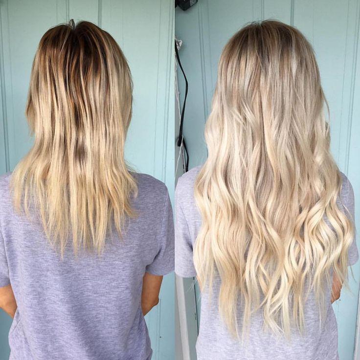 25 trending hair extension styles ideas on pinterest
