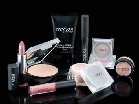To ALL who have a passion for beauty, makeup, skincare AND WOULD LOVE TO PROFIT  doing what you LOVE!!!!Motives by Loren Ridinger Cosmetics - Part 1