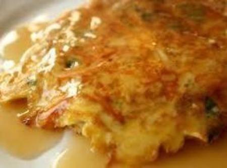 Egg Foo Young Recipe Stir Fry Egg Foo Young Asian Recipes Food