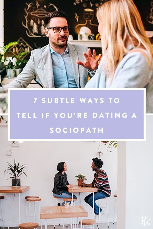 sociopaths and dating sites