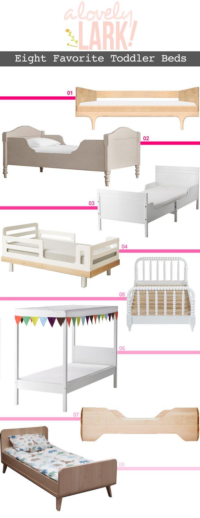 8 Favorite Toddler Beds