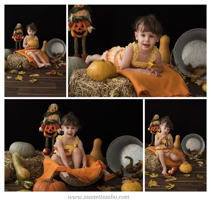 autumn / children photography