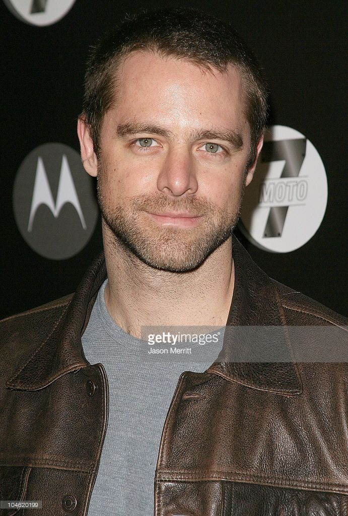 David Sutcliffe during Motorola's Seventh Anniversary Party to Benefit Toys for Tots - Arrivals at American Legion in Hollywood, California, United States.