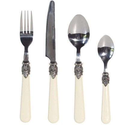 French 24 Piece Cutlery Set