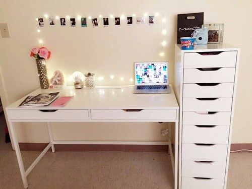 Ikea Make Up Eitelkeit, Make Up Eitelkeiten, Girly, Schlafzimmer Ideen,  Suche