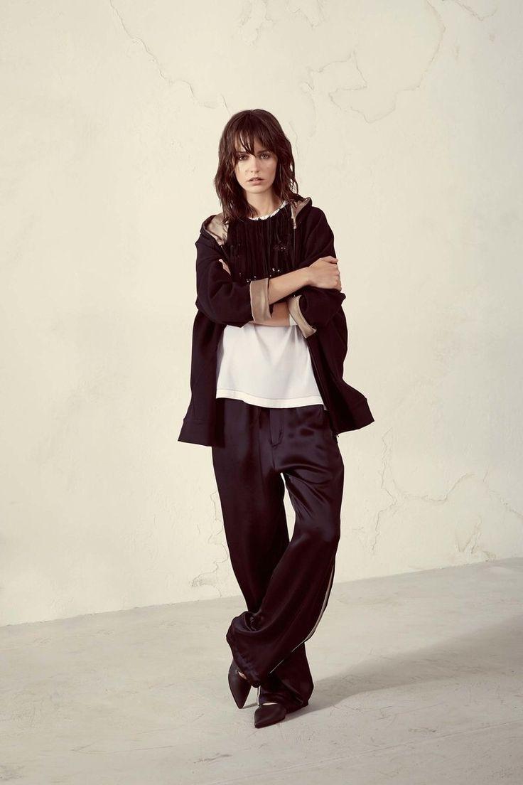 Brunello Cucinelli - Spring 2017 Ready-to-Wear