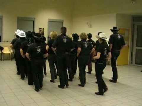 COWBOY STRUT - COUNTRY LINE-DANCE