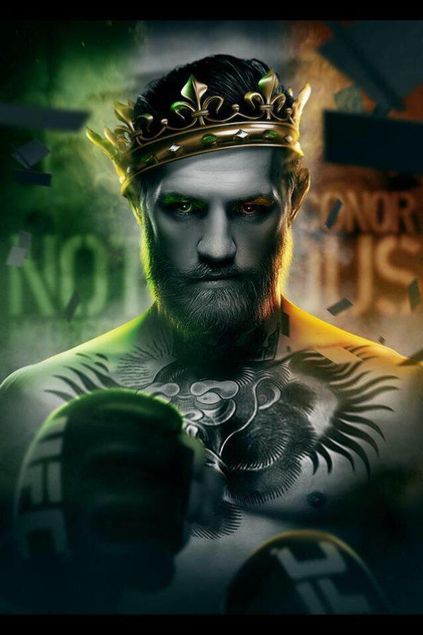 KING CONOR McGREGOR : the best #UFC & #MixedMartialArts / #MMA photos by CageCult: http://cagecult.com/fitness