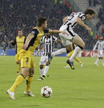 Champions League: Juventus-Atlético de Madrid, resultado y partido en directo