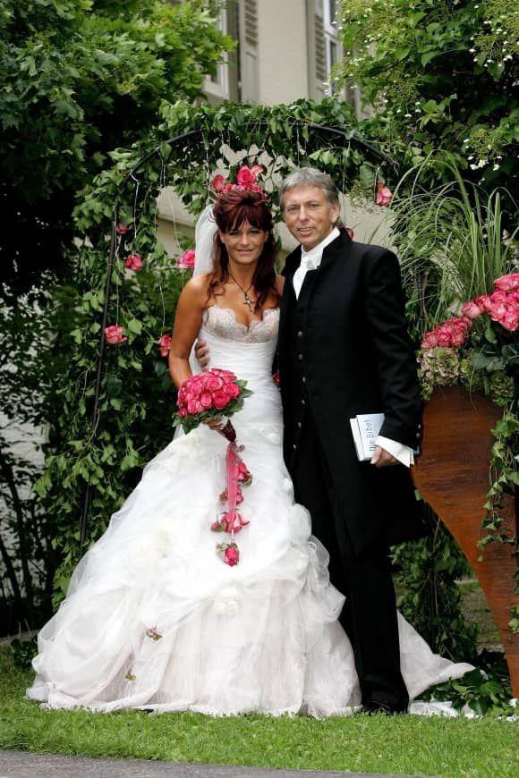 Das Ist Andrea Bergs Familie Mutter Tochter Hochzeit Fischer Hochzeit Heiraten