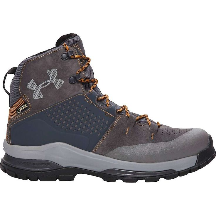 Under Armour Men's UA ATV Boot - 11 - Graphite / Stealth Gray / Steel