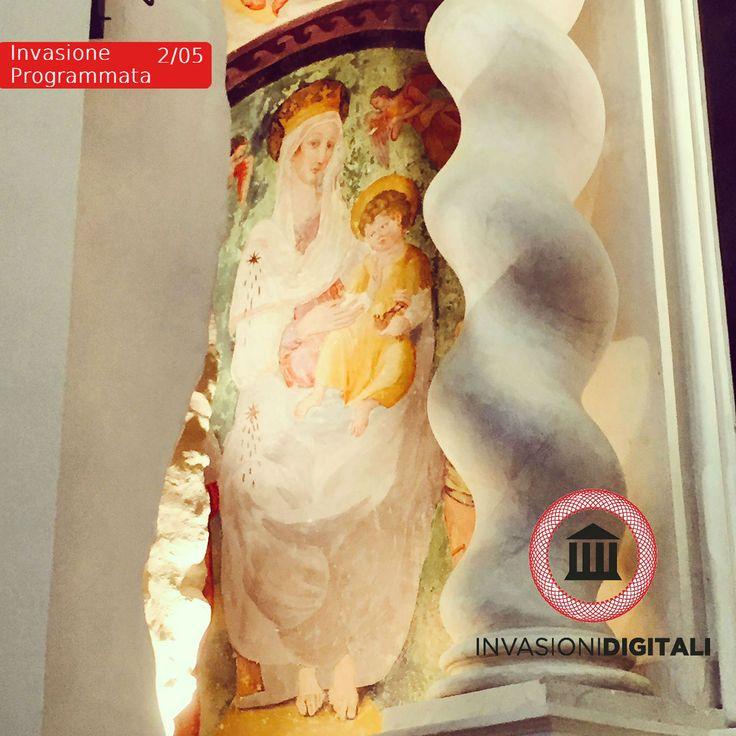 Santa Maria dei Servi / Museo Civico Diocesano- #ritrovamenti #muro #chiesa #museo #cittàdellapieve #invadiCdp #invasionidigitali