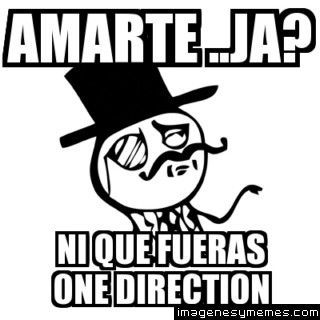 memes de one direction en español facebook - Buscar con Google