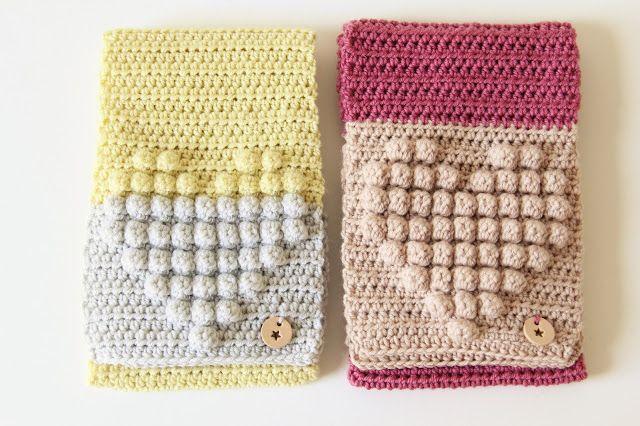 Studio Mojo: Gehaakt meisjes lente sjaaltje met hartjes (gratis...