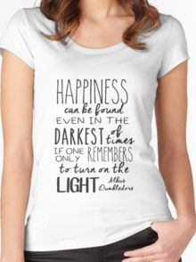 Harry Potter: Women's Fitted Scoop T-Shirts   Redbubble