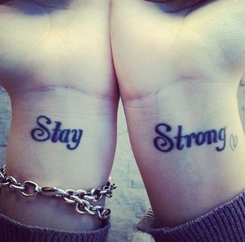 Top Stay Strong Tattoo Ideas (9)