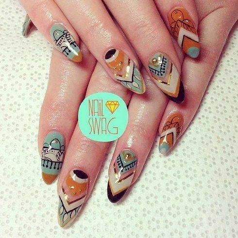 17 Nail Art Salons You Have To Visit Before You Die - Nail Swag, Los Angeles