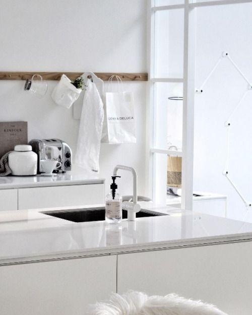 114 besten kitchen dining bilder auf pinterest k che for Minimal wohnen