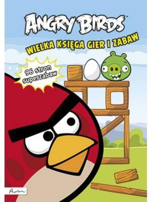 Baw się razem z ulubionymi bohaterami Angry Birds - ptaszory i świnie znane z gier smartfonowo-komputerowych, gier planszowych i gadżetów. Razem ze wściekłymi ptakami można ćwiczyć spostrzegawczość, precyzję i zdolności logicznego myślenia.