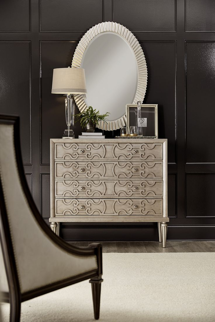 Morrissey Collen Media Chest paired with Perrett Mirror by A R T  Furniture. 407 best A   M Home  Accent Furniture images on Pinterest   Accent