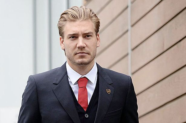 His Royal Highness Lord Bendtner