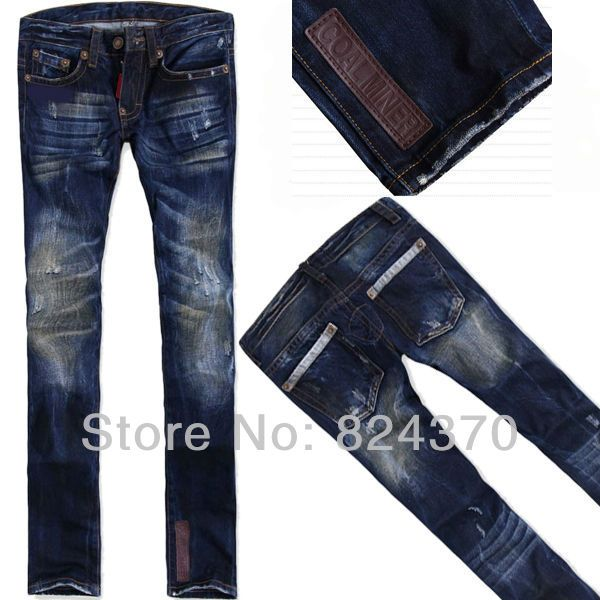 Best Ripped Jeans for Women | quality!best price!women Jeans 2014 NEW Brand Jeans Women ripped ...