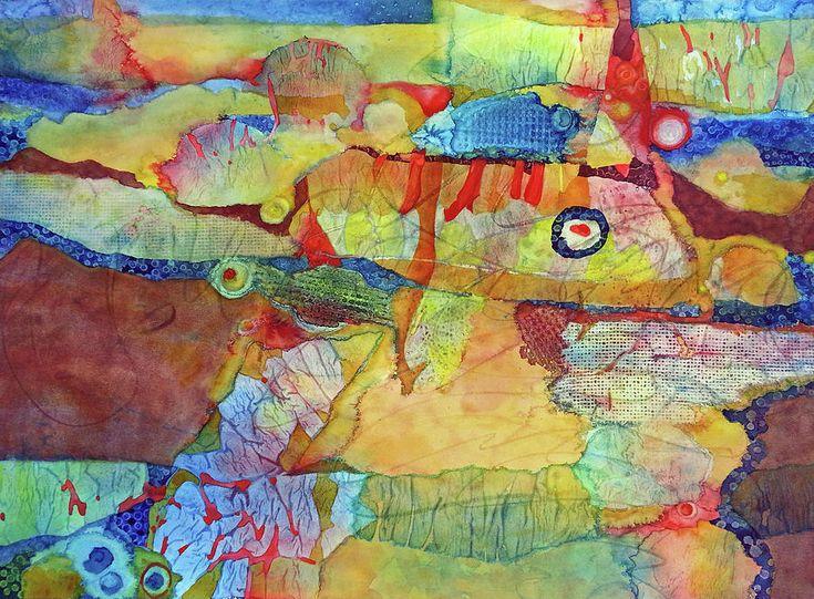Lynda Hoffman-Snodgrass - My Southern Textures