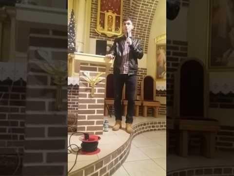 Marcin Zieliński świetna konferencja o modlitwie o uzdrowienie