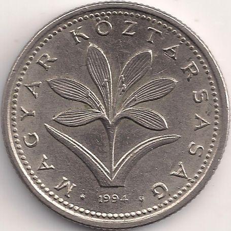 Motivseite: Münze-Europa-Mitteleuropa-Ungarn-Forint-2.00-1992-2008