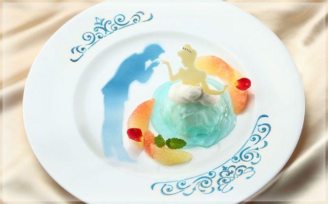 Cinderella dessert <3