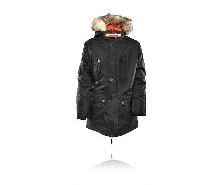 Längre vinterjacka med värmande vaddering och vind- och vattentätt material. RACE MARINE U NUPUR JKT. Jackan finns i unisexstorlekar.