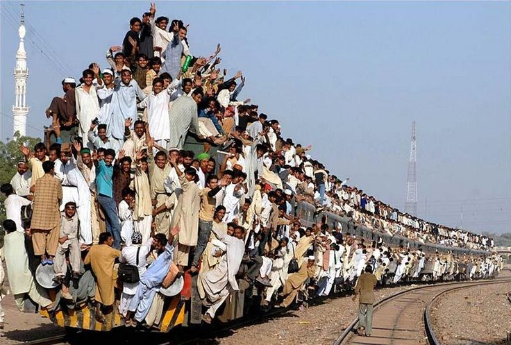 Get on aboard the love train