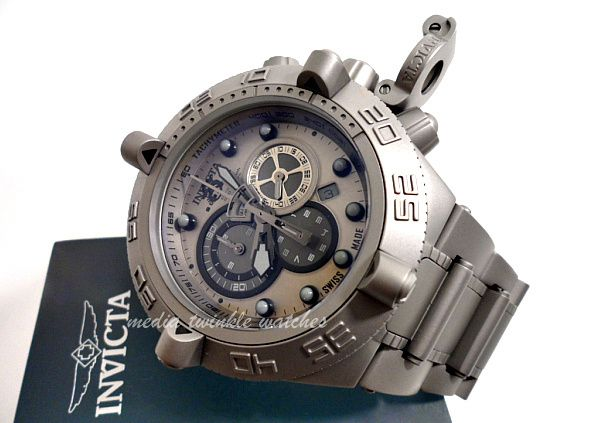 Invicta Subaqua Noma IV Chrono | Raddest Men's Fashion Looks On The Internet: http://www.raddestlooks.org