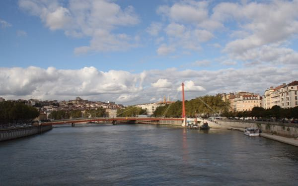Boat tours in Lyon, France. http://www.francetraveltips.com/4-boat-tours-experience-outside-paris/