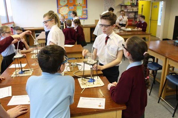 Students from St Begh's get a taste of life in Secondary School http://www.cumbriacrack.com/wp-content/uploads/2017/02/St-Beghs-Visit-3.jpg A group of 88 Year Four students from St Begh's Catholic Junior School in Whitehaven have recently visited St Benedict's Catholic High School    http://www.cumbriacrack.com/2017/02/13/students-st-beghs-get-taste-life-secondary-school/