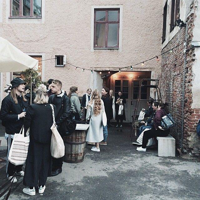 Event at Grandpa Gothenburg, photo by Dino soldin