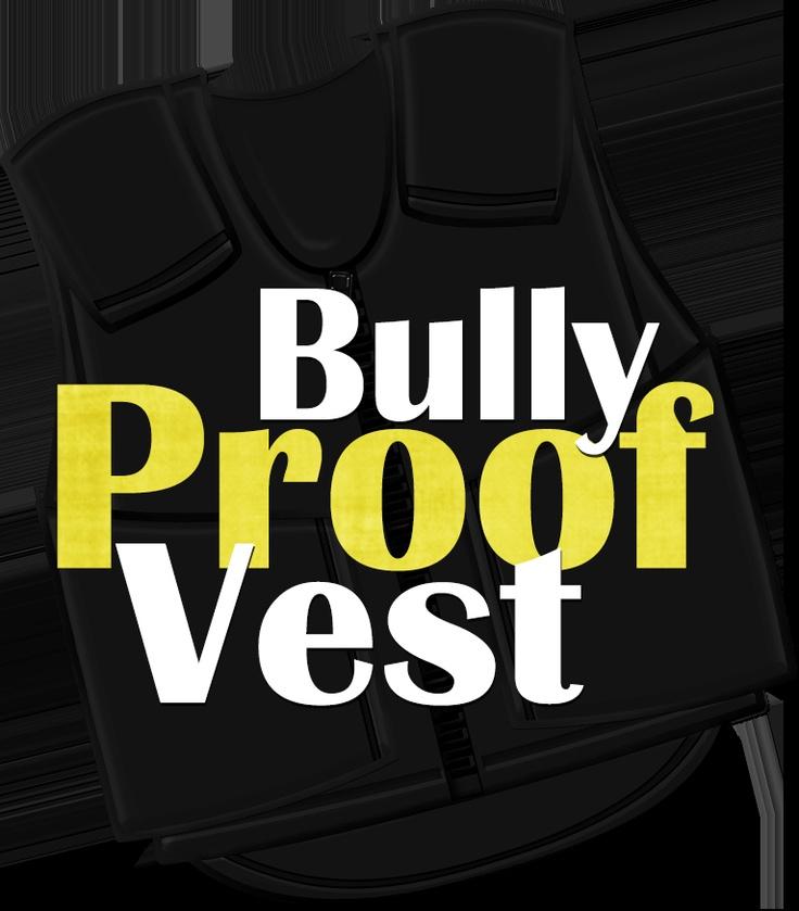 The Bully Proof Vest Activity: Proof Vest, Bullies Activities, Anti Bullies, Schools Counseling, Pet Ideas, Vest Activities, Classroom Management, Bullies Proof, Happen