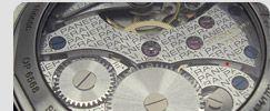 Panerai Watch Movements - Calibre OP X, OP XI, OP III, P2002, etc