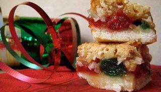 Carrés de Noël #recettesduqc