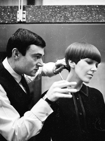 Vidal Sassoon, Mary Quant and the haircut that defined 60's London.