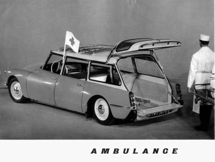 DS Ambulance